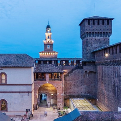 HILTON HOTEL GROUP – Castello Sforzesco Milano