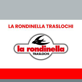 LA RONDINELLA TRASLOCHI – New Corporate Image and Web Design